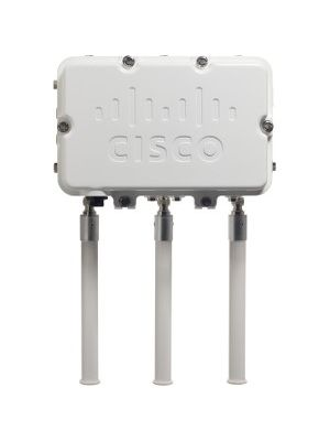 Cisco Aironet 1552H IEEE 802.11n 300 Mbit/s Wireless Access Point - 5 GHz, 2.40 GHz - MIMO Technology - Beamforming Technology - 1 x Network (RJ-45) - PoE Ports - Pole-mountable