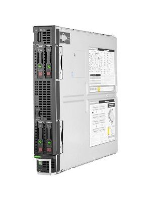HPE ProLiant BL660c G9 Blade Server - 2 x Intel Xeon E5-4610 v4 Deca-core (10 Core) 1.80 GHz - 64 GB Installed DDR4 SDRAM - 12Gb/s SAS, Serial ATA/600 Controller - 0, 1, 5 RAID Levels - 4 Processor Support - 10 Gigabit Ethernet - Matrox G200eh Graphic Ca