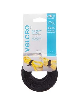 VELCRO® Brand VELCRO Brand One-Wrap Thin Ties - 5