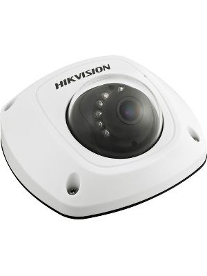Hikvision Value DS-2CD2522FWD-ISB 2 Megapixel Network Camera - Color, Monochrome - 32.81 ft Night Vision - H.264, H.264+, Motion JPEG - 1920 x 1080 - 6 mm - CMOS - Cable - Dome