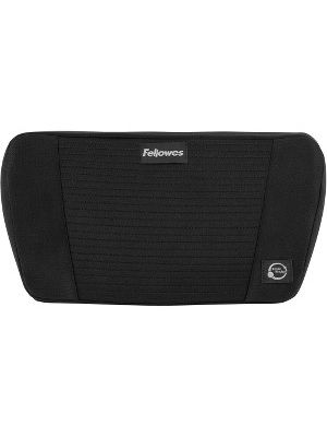 Fellowes PlushTouch™ Back Suppor - Comfortable, Adjustable Strap, Durable, Buckle Closure, Cushioned, Low Profile Design - 7.3