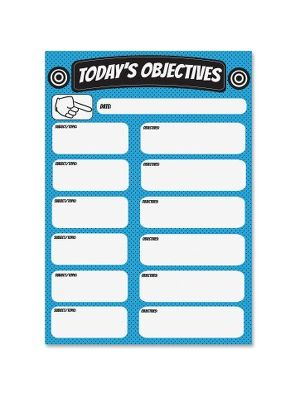 Ashley Big Magnetic Today's Objective Chart - 12