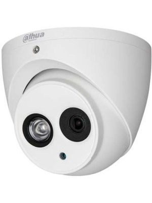 Dahua A42AG23 4 Megapixel Surveillance Camera - Color - 164.04 ft Night Vision - 2560 x 1440 - 3.60 mm - CMOS - Cable - Turret - Wall Mount, Pole Mount, Junction Box Mount