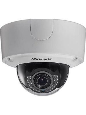 Hikvision Smart IPC DS-2CD45C5F-IZ(H) Network Camera - Color - 131.23 ft Night Vision - H.264+, Motion JPEG, H.264 - 1920 x 1080 - 2.80 mm - 12 mm - 4.3x Optical - CMOS - Cable - Dome