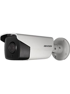 Hikvision Smart IPC DS-2CD4AC5F-IZH 12 Megapixel Network Camera - Color, Monochrome - 164.04 ft Night Vision - H.264+, Motion JPEG, H.264 - 4000 x 3000 - 2.80 mm - 12 mm - 4.3x Optical - CMOS - Cable - Bullet