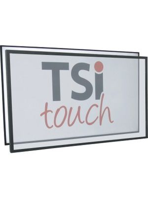 TSItouch LCD Touchscreen Overlay - LCD Display Type Supported - 65