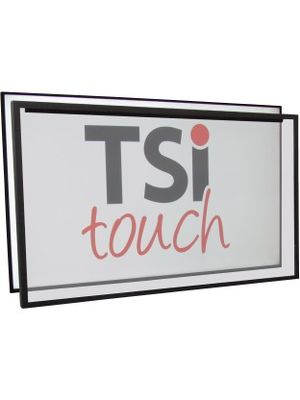 TSItouch LCD Touchscreen Overlay - LCD Display Type Supported - 6-point