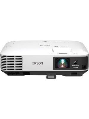 Epson PowerLite 2250U LCD Projector - 1080p - HDTV - 16:10 - Rear, Ceiling, Front - UHE - 300 W - 5000 Hour Normal Mode - 10000 Hour Economy Mode - 1920 x 1200 - WUXGA - 15,000:1 - 5000 lm - HDMI - USB - 429 W