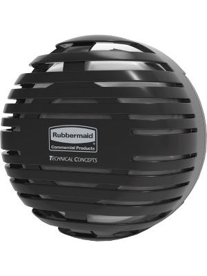 Rubbermaid Commercial TCell 2.0 Air Freshener Dispenser - 44883.12 gal Coverage - Wall Mountable - 1 Each - Black
