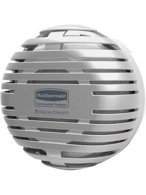 Rubbermaid Commercial TCell 2.0 Air Freshener Dispenser - 44883.12 gal Coverage - Wall Mountable - 1 Each - Chrome