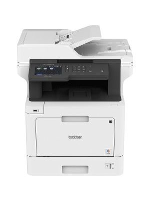 Brother Business Color Laser All-in-One MFC-L8900CDW - Duplex Print - Wireless Networking - Copier/Fax/Printer/Scanner - 33 ppm Mono/33 ppm Color Print - 2400 x 600 dpi class - 5