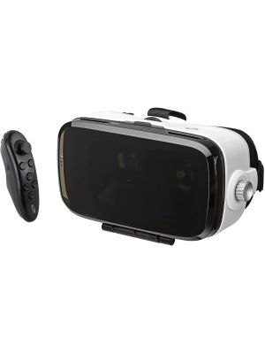 iLive Virtual Reality Goggles and Remote - For Smartphone - Optical