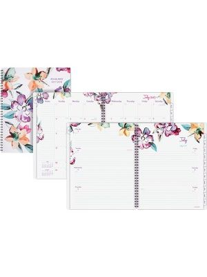 At-A-Glance June Academic Weekly Monthly Planner - Large Size - Academic - Julian - Monthly, Weekly - 1 Year - July 2018 till June 2019 - 1 Week, 1 Month Double Page Layout - 8 1/2