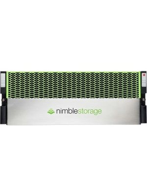 Nimble Storage AF7000 SAN Storage System - 48 x SSD Installed - 51.84 TB Total Installed SSD Capacity - 10 Gigabit Ethernet - - iSCSI - 4U