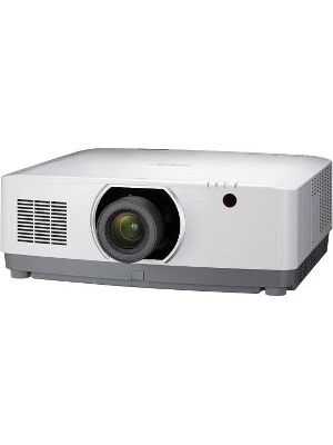 NEC Display PA803UL LCD Projector - 1080p - HDTV - Ceiling, Rear, Front - 20000 Hour Normal Mode - 1920 x 1200 - WUXGA - 2,500,000:1 - 8000 lm - HDMI - USB - 798 W - 3 Year Warranty