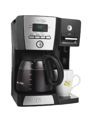 Classic Coffee Concepts 12-cup Programmable Coffeemaker - Programmable - 12 Cup(s) - Multi-serve - Coffee Strength Setting - Black