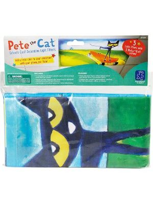Educational Insights Pete The Cat Design Light Filter