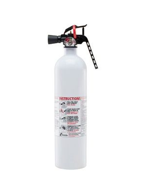 Kidde Fire Kitchen Fire Extinguisher - Lightweight, Non-toxic, Corrosion Resistant, Impact Resistant, Rust Resistant - White