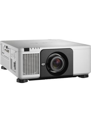 NEC Display NP-PX1005QL-W 3D Ready DLP Projector - 1080p - HDTV - 16:9 - Front, Rear, Ceiling - Laser/Phosphor - 20000 Hour Normal Mode - WQXGA - 10,000:1 - 10000 lm - HDMI - USB - 1220 W - 5 Year Warranty