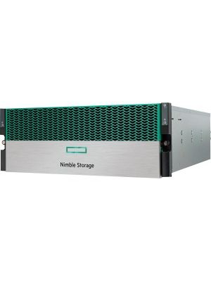 Nimble Storage HF20C SAN Storage System - 21 x HDD Installed - 42 TB Installed HDD Capacity - 6 x SSD Installed - 2.16 TB Total Installed SSD Capacity - 24 x Total Bays - 21 x 3.5