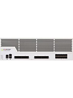 Fortinet FortiGate 3815D Network Security/Firewall Appliance - 100GBase-X, 10GBase-X, 10/100/1000Base-T 100 Gigabit Ethernet - AES (128-bit), SHA-256 - USB - 14 - CFP2, SFP+, SFP - 10 x SFP+ - Manageable - 3U - Rack-mountable