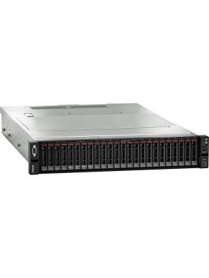Lenovo ThinkSystem SR650 7X06A0A4NA 2U Rack Server - 1 x Intel Xeon Silver 4114 Deca-core (10 Core) 2.20 GHz - 16 GB Installed TruDDR4 - 12Gb/s SAS, Serial ATA/600 Controller - 1 x 750 W - 2 Processor Support - Gigabit Ethernet - Matrox G200 16 MB Graphi