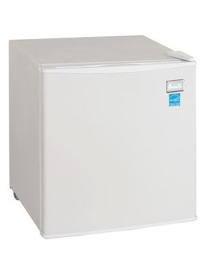 Avanti 1.7 cu ft Refrigerator - 1.70 ft³ - Reversible - 1.70 ft³ Net Refrigerator Capacity - 120 V AC - 233 kWh per Year - Freestanding