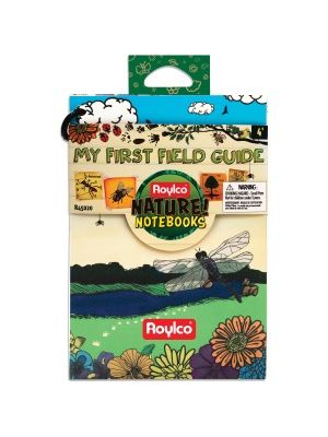 Roylco My First Field Guide Education Printed Book for Science - Book