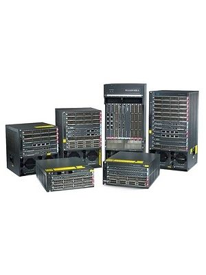 Cisco Catalyst 6503-E 3-Slot Switch Chassis
