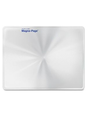 Bausch & Lomb Magna Page Magnifier - Magnifying Area 8.25