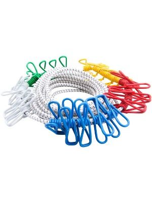 Baumgartens Arts and Crafts Clothesline Cord - Attaching/Hanging Crafts - 30 ft - 1 Each