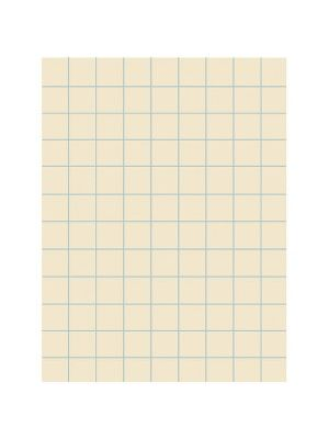 Pacon Ruled Drawing Paper - 500 Sheets - Quad Ruled - 1